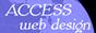 ウェブデザインバナー